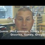 Jamie McCamman, Sandy Fire District, Sandy, Oregon